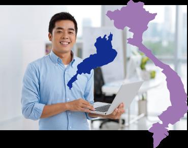ベトナム人ネットワークを利用し人材集め!   ワイズ関西